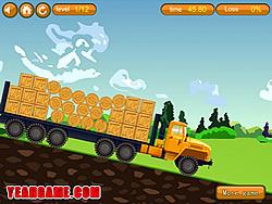 10 Wheeler Crazy Freight game