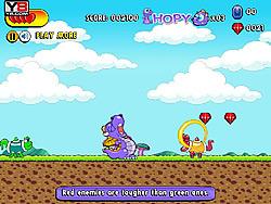 Hopy Go Go game