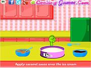 Ice Cream Sundae Pie game