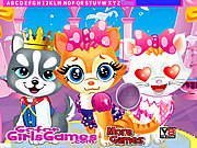 juego Pets Beauty Salon Hidden Game