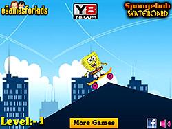 Spongebob Skateboard game