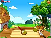 Kiwifruit Brittle Parfait game