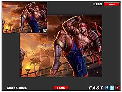 Muay Thai Fighter game