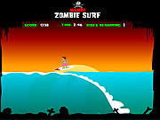Play Zombie surf Game