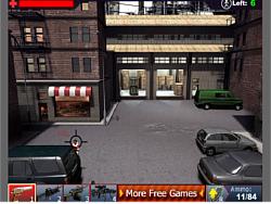 Gang War Stage game