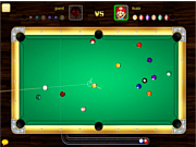 Hot 8 Balls Billiards PVP game