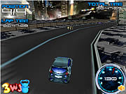 Cyborg Race game