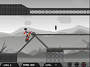 juego Stick out Bike Challenge