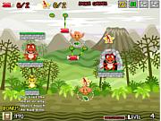 Juega al juego gratis Dino Eat Meat