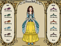 Princess Abella game