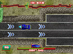Hot Wheels Dragon Fire: Scorched Pursuit game