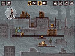 Boom Boom Zombie game