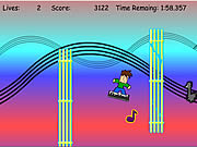 Play Techno surff Game