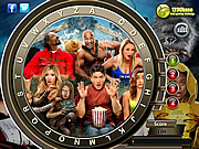 juego Scary Movie - Find the Alphabets
