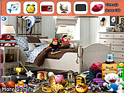 Classic Kids Room Hidden Objects game
