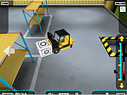 Forklift License game