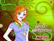 Fashion Girl Dressup game
