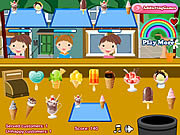Ice Cream Stall game