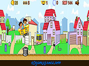 Dora and Diego City Railroad game