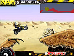 Offroad Tricky Racer game