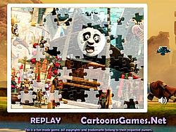 Kung Fu Panda Sort My Jigsaw game