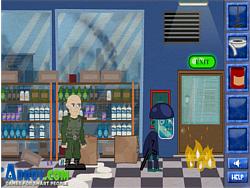 Zombie Flood game