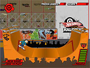 Halfpipe Challenge game