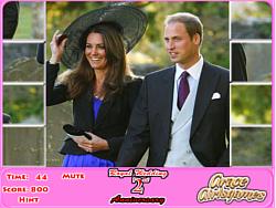 Royal wedding 2nd anniversary game