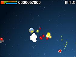 Space Shootout game