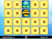 Mario - Memory game