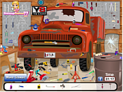 juego Dads Garage