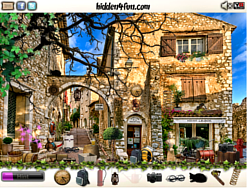 French Village Romance game