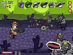 Zombiewest: There and Back Again game