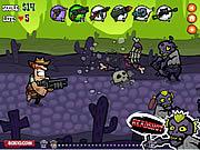 Spielen Sie das Gratis-Spiel  Zombiewest: There and Back Again