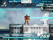 juego Iron Man: Riot Machines