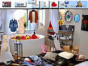 Boutique Room Objects game