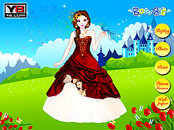 Little Princess Dressup game