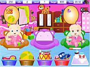 The Baby Care game