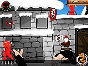 Dawn of the Sniper Ninja game