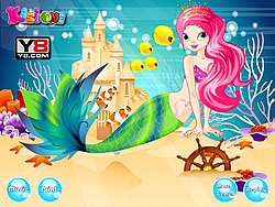 Mermaid Secret Beauty game