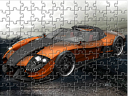 G8 Car Jigsaw game