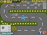 Airplane Runway Parking game