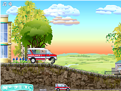 Ambulance Truck Driver 2 game