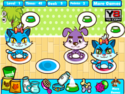 Happy Pet Place Game game