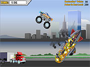 Monster Jam - Destruction game