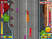 Speed Bus Frenzy game