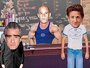 Watch free cartoon Vin Diesel's Coffee Haus