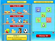 juego Go Shopping (Math)