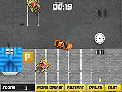 Auto Repair Parking game