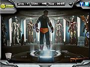 Iron Man 3 - Hidden Objects game